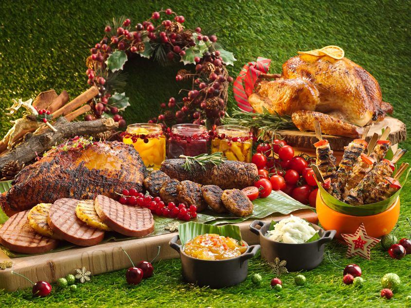 BBQ Turkey Delights - AspirantSG