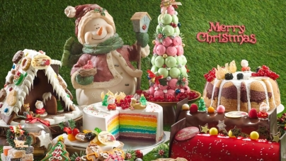 Savour A Bountiful Gourmet Christmas At Park Hotel Group