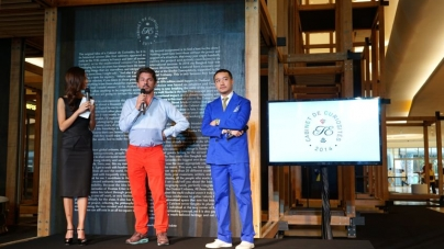 SIWILAI Presents Le Cabinet de Curiosités of Thomas Erber At Central Embassy