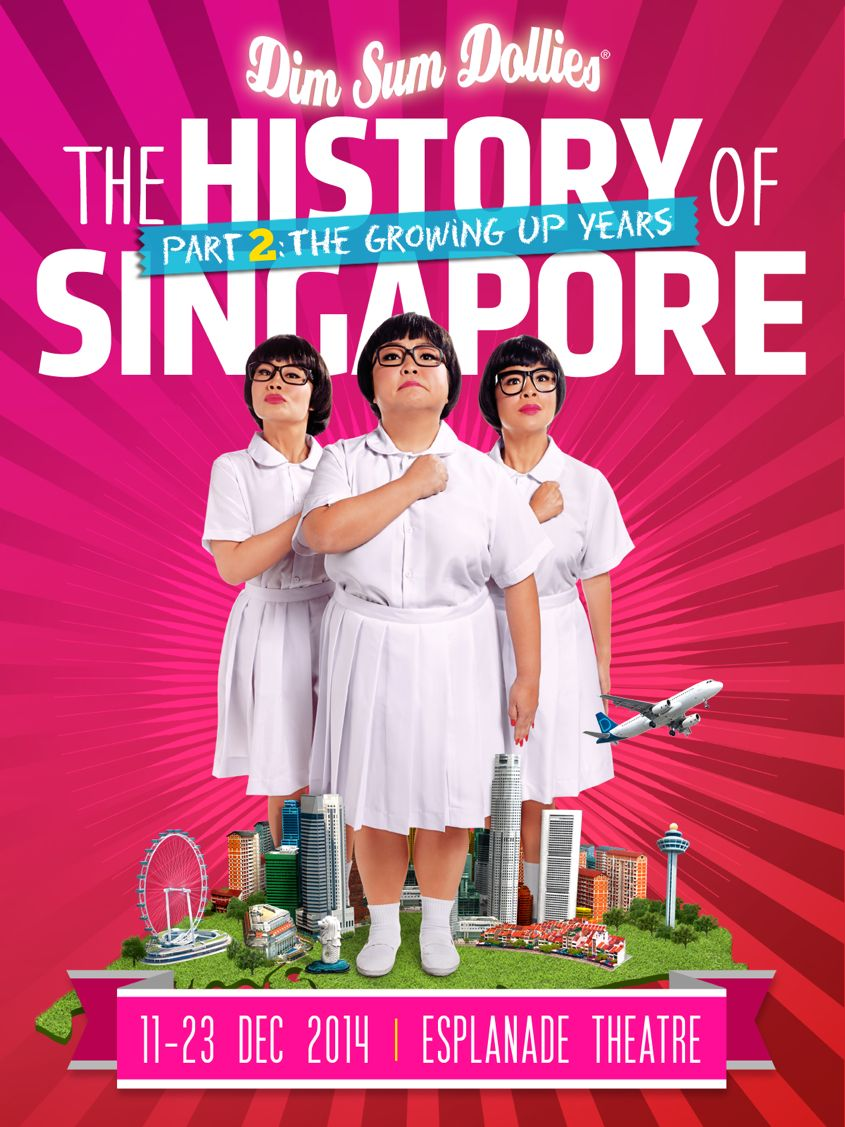 Dim Sum Dollies In The History Of Singapore Part 2 - AspirantSG
