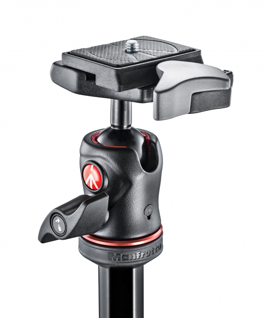 Manfrotto Befree Tripod Carbon Head - AspirantSG