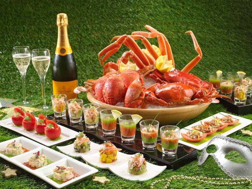 New Year's Eve Seafood Feast - AspirantSG