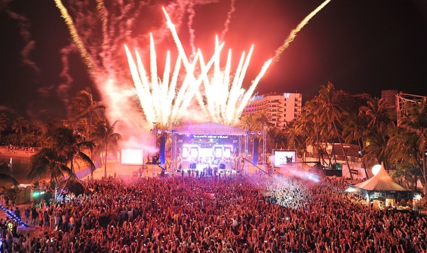 Siloso Beach Party Singapore - AspirantSG