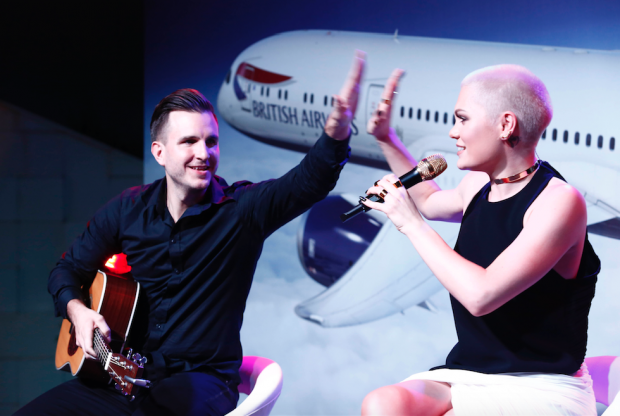 Jessie J Gig With British Airways - AspirantSG