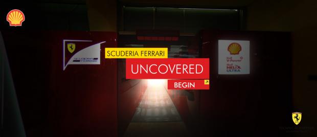 'Scuderia Ferrari Uncovered' - AspirantSG