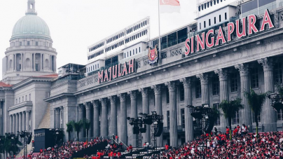 15 Memorable Instagram Posts Of Singapore Jubilee SG50 Year