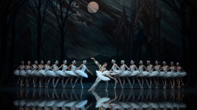 The St Petersburg Ballet Performs Swan Lake At MBS Singapore