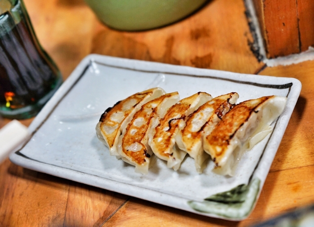 Japanese Gyoza With Ramen - AspirantSG
