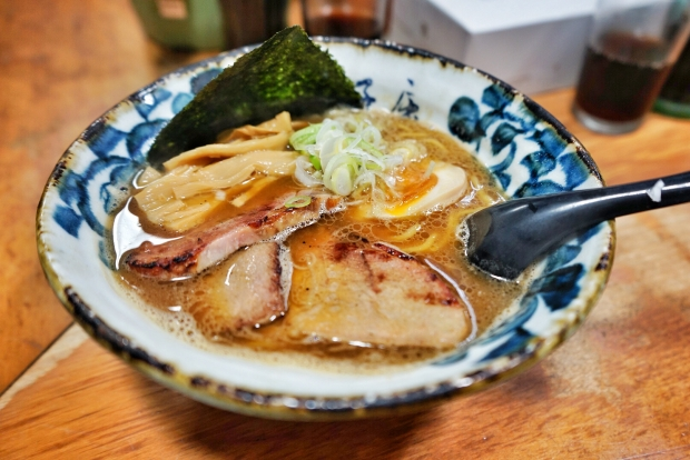 Miso Ramen With Roasted Pork In Ramen Yokocho - AspirantSG