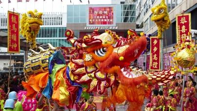 Harbour City Celebrates 'A New Start . A Fresh Start' For CNY 2016