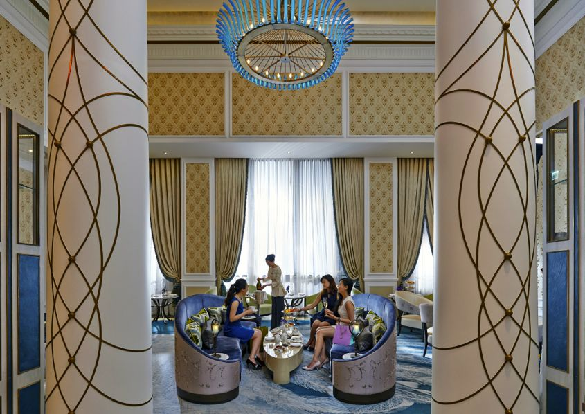 Mandarin Oriental The Jade Lounge High Tea - AspirantSG