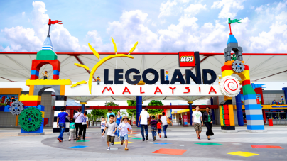 BusOnlineTicket Offers 40% Off Legoland Malaysia Packages!