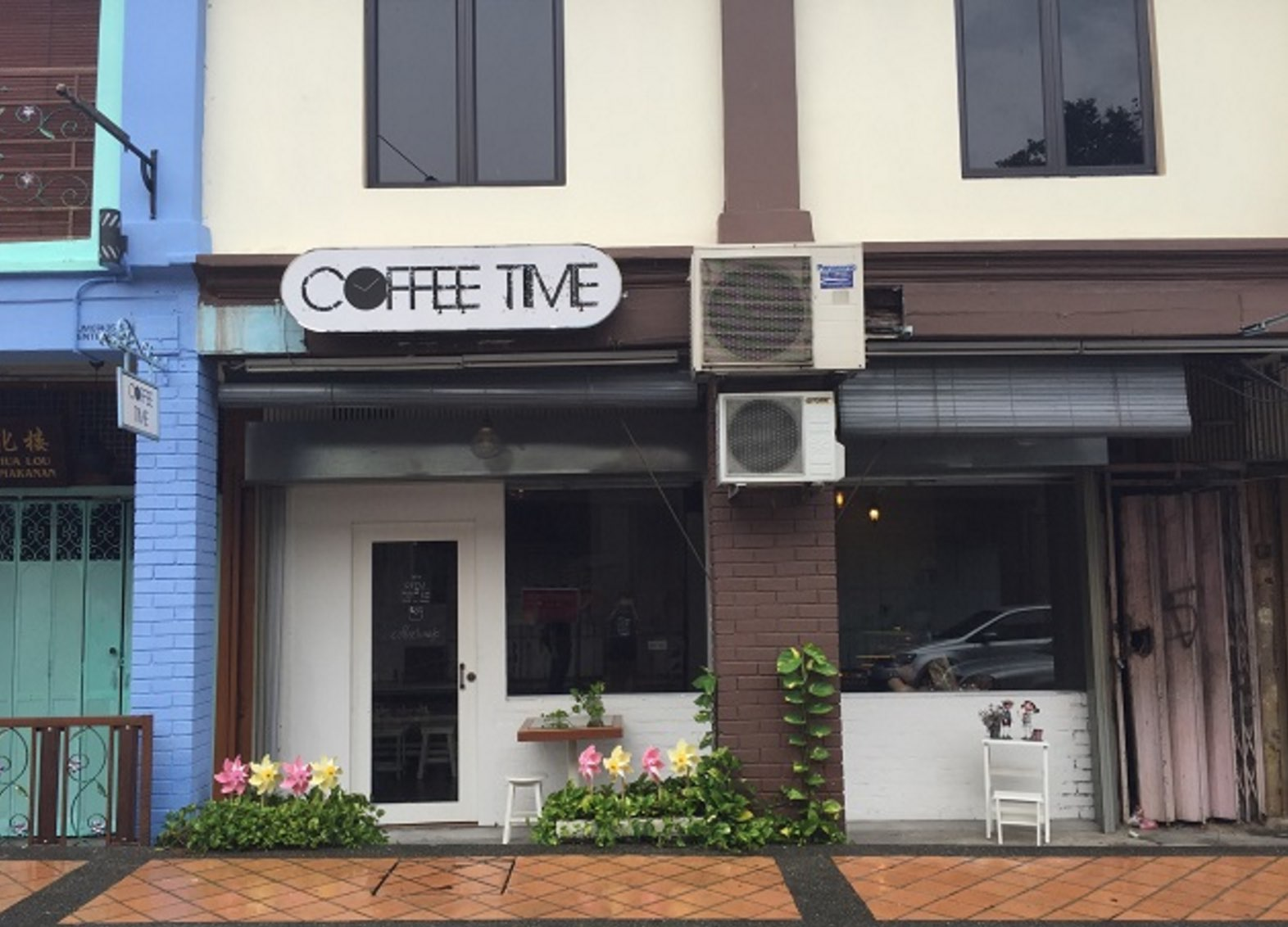 Coffee Time Johor Bahru Malaysia - AspirantSG