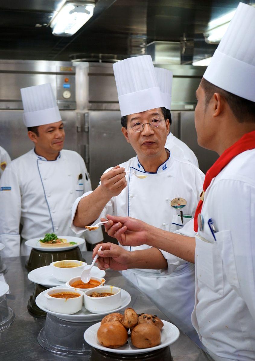 Feedback On dishes on Mariner Of The Seas Royal Caribbean - AspirantSG