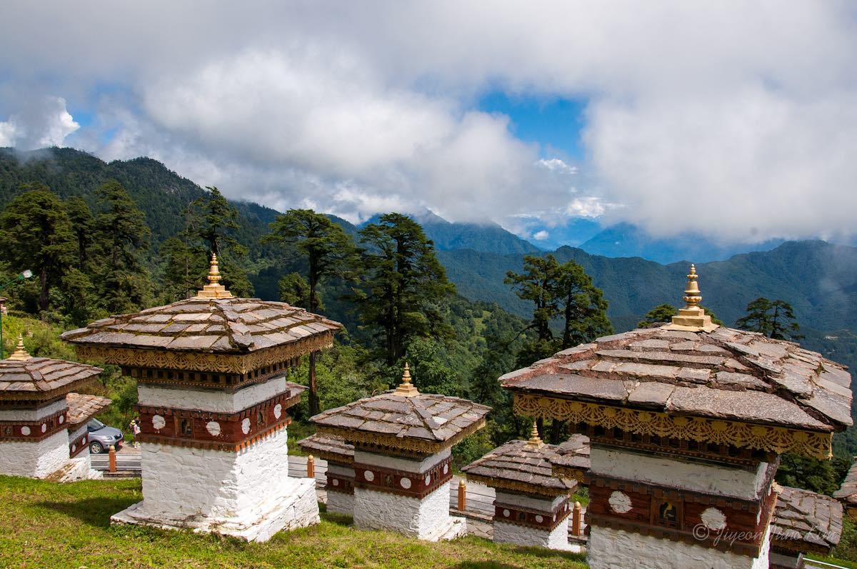 Dochula Pass Bhutan - AspirantSG