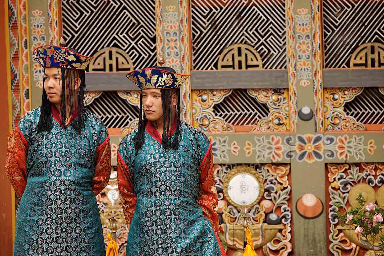 Doors To Bhutan - AspirantSG