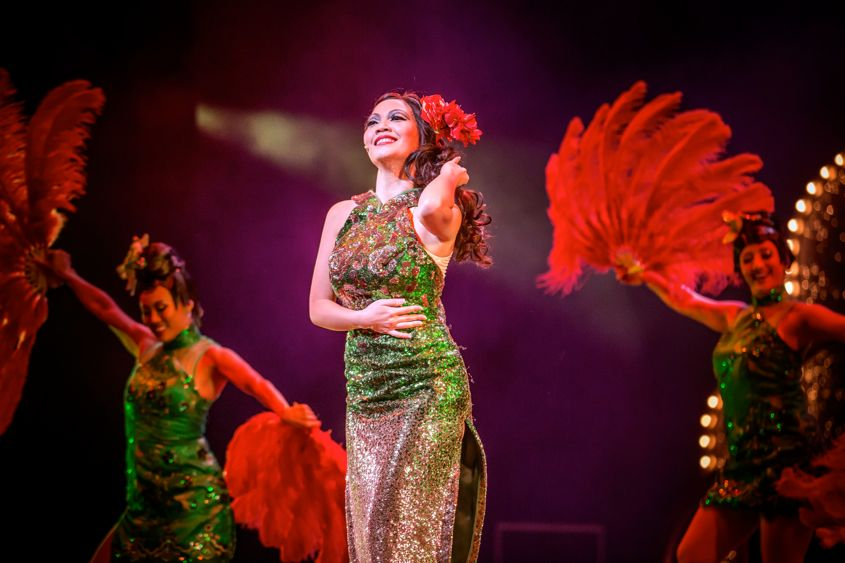 Great World Cabaret Rose Chan Solo - AspirantSG