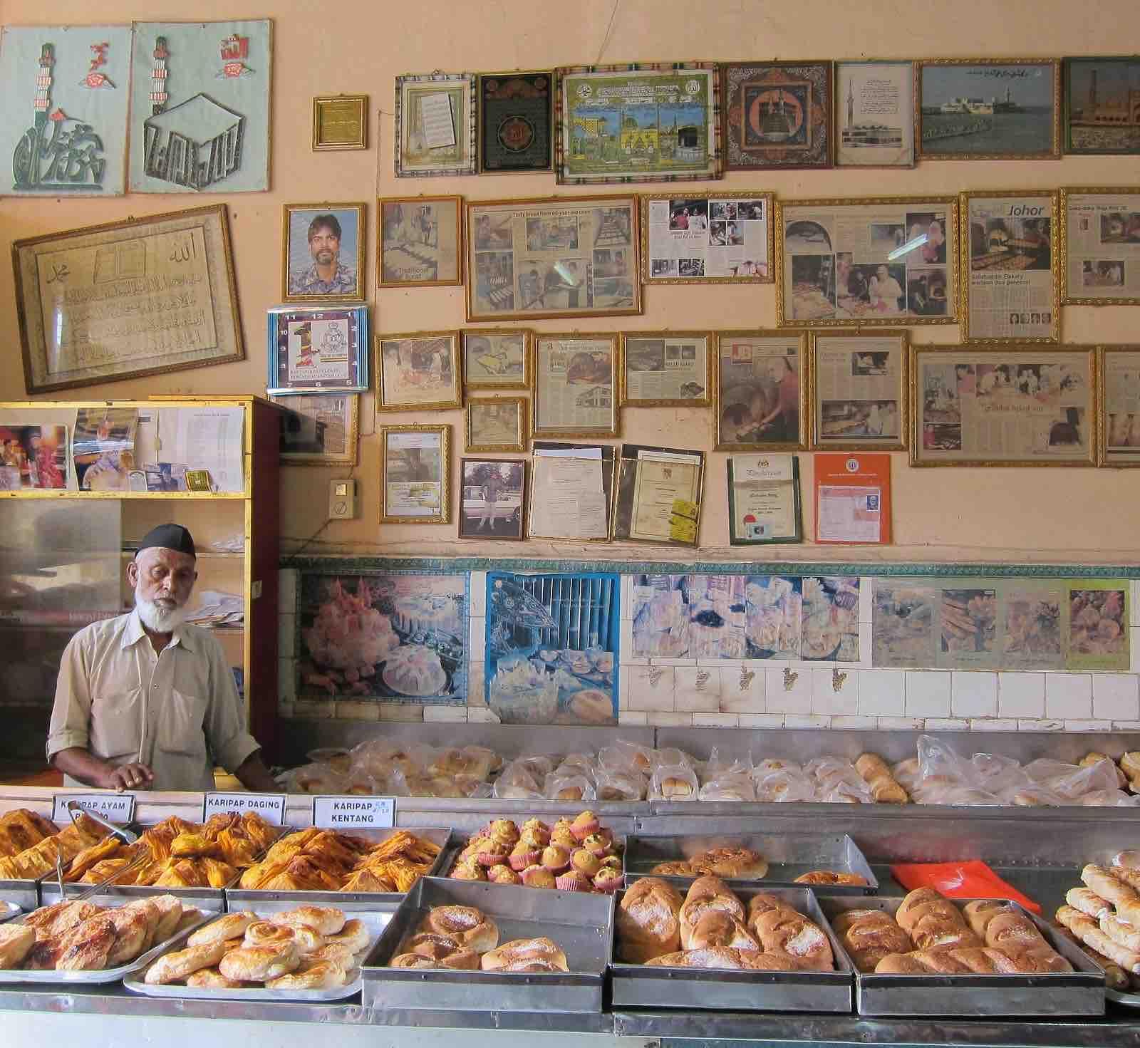 Salahuddin Bakery Johor Bahru Malaysia - AspirantSG