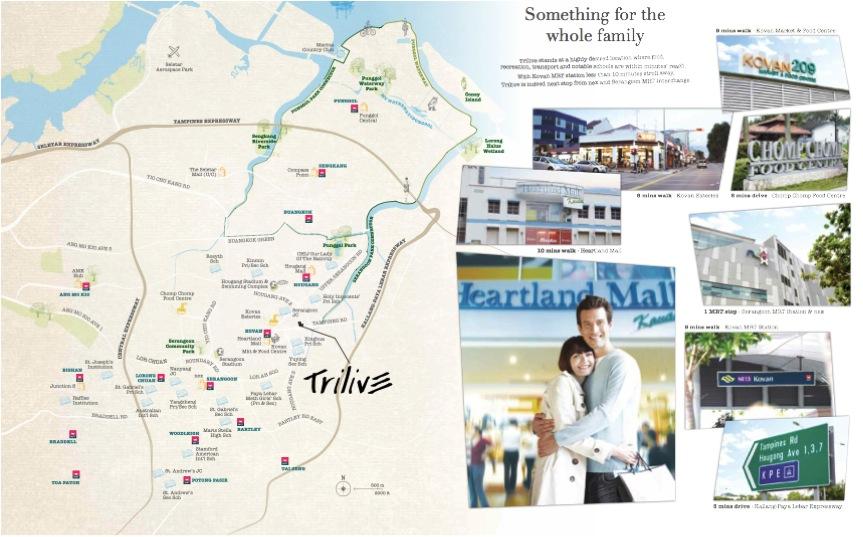 Trilive Location Map - AspirantSG