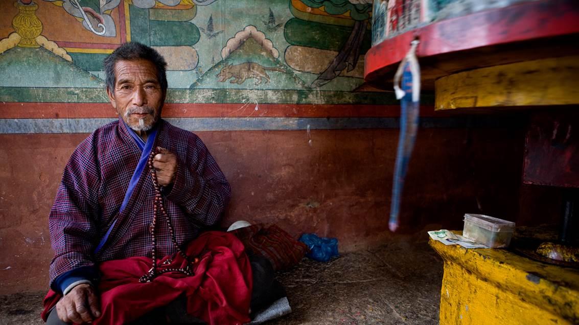 Bhutanese Pilgrim - AspirantSG