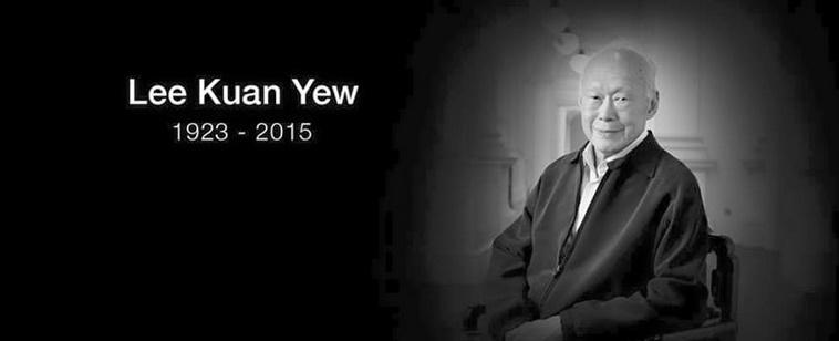 Tribute To Mr Lee Kuan Yew