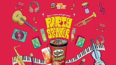 It's Party Time With Limited-Edition Pringles Party Speakers!