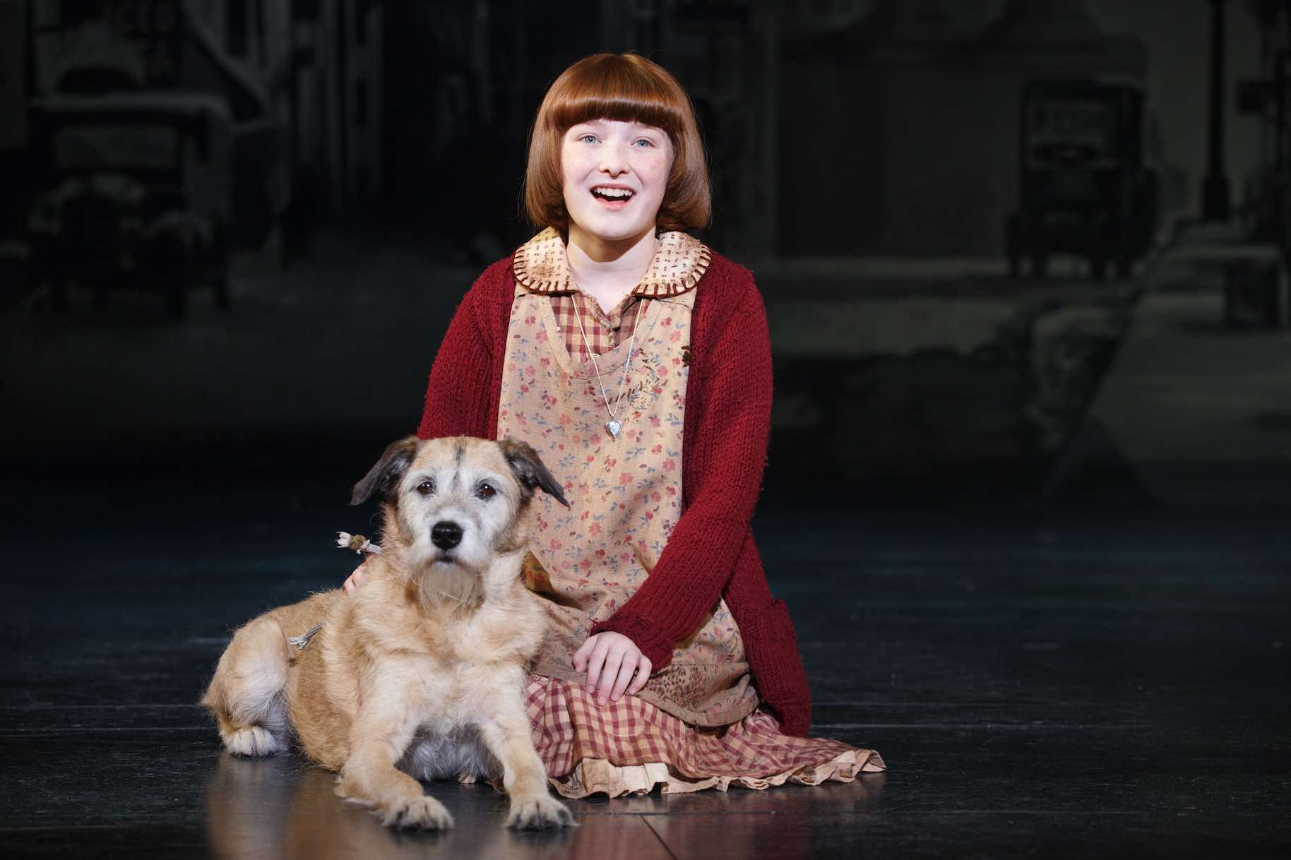 Annie Musical Singapore Dog Companion - AspirantSG
