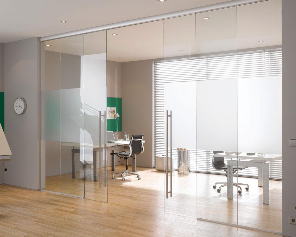 Glass Doors - AspirantSG
