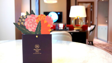 "Sheraton Grand Macau Hotel Review: Effortless Travel In The ""Las Vegas Of Asia"""