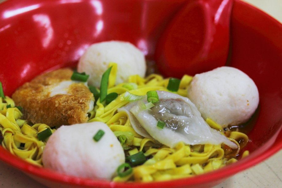 Song Kee Fishball Noodles - AspirantSG