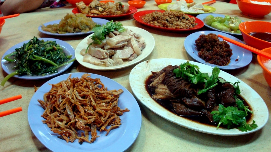 Ah Seah Teochew Porridge Singapore Supper - AspirantSG