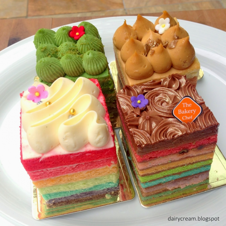 The Bakery Chef Singapore - AspirantSG