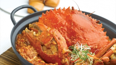 Top Seafood Restaurants For Best Chilli Crabs In Singapore