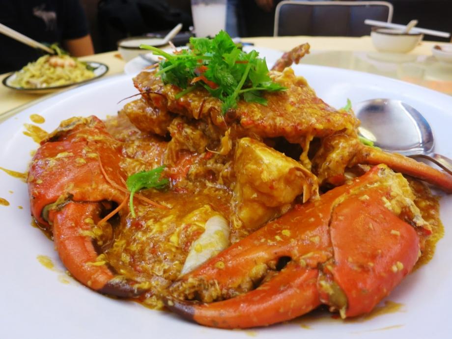 Kim's Place Seafood Singapore - AspirantSG