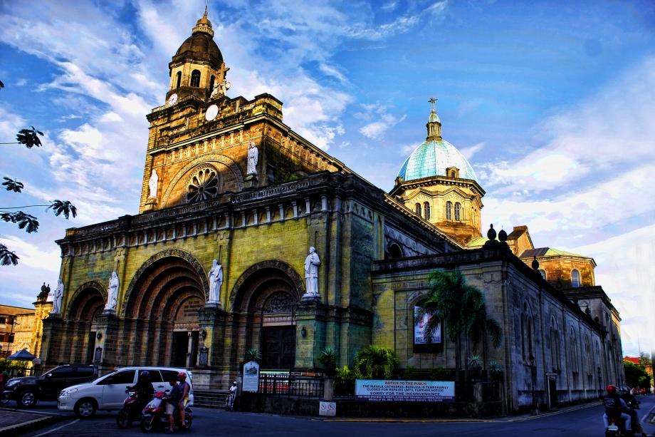 Manila Cathedral Philippines - AspirantSG