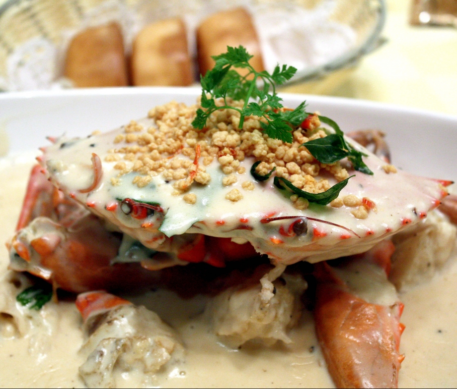 Seafood Paradise Singapore - AspirantSG