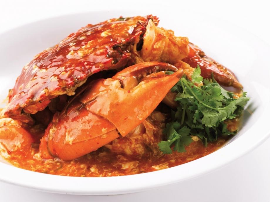 TungLok Chilli Crab Singapore - AspirantSG
