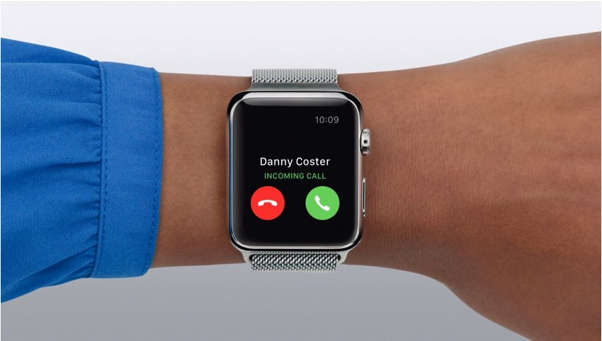 Apple Watch Answer Calls - AspirantSG