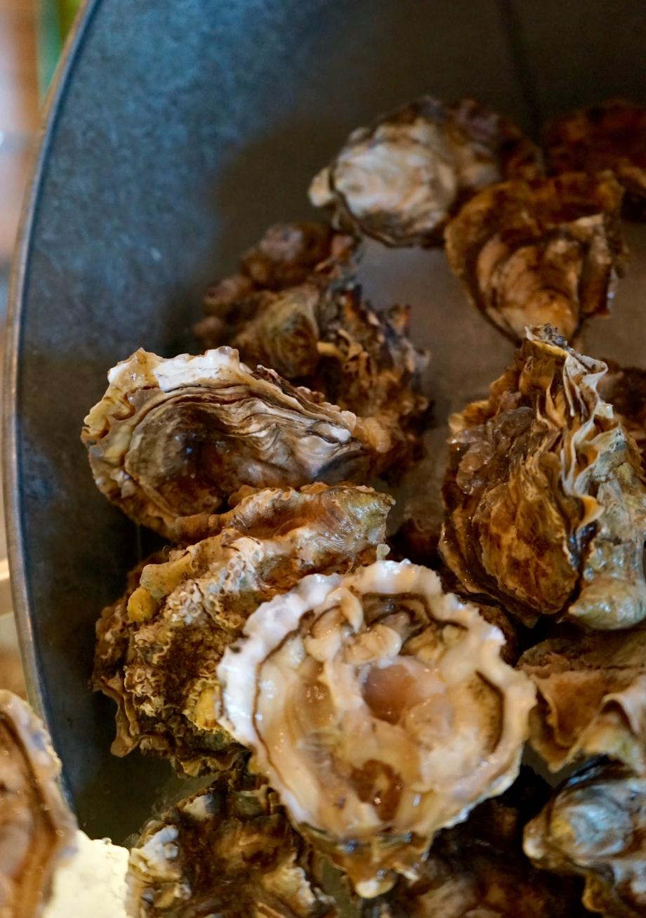 Oysters At Seasonal Tastes Westin Singapore - AspirantSG