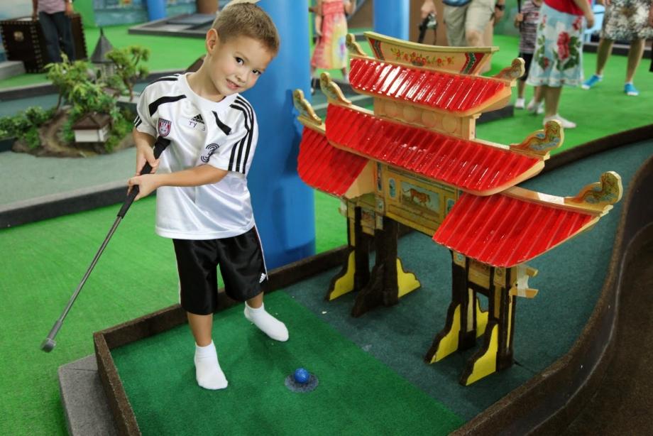 Lilliputt Golf Singapore - AspirantSG