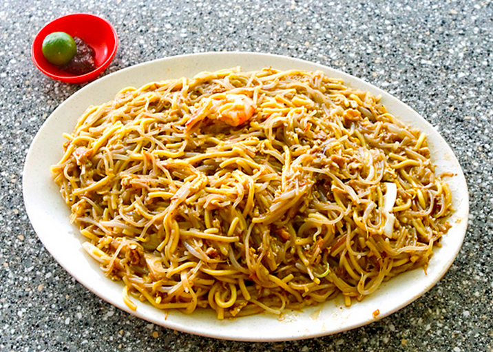 Tian Tian Lai (Come Daily) Fried Hokkien Prawn Mee - AspirantSG