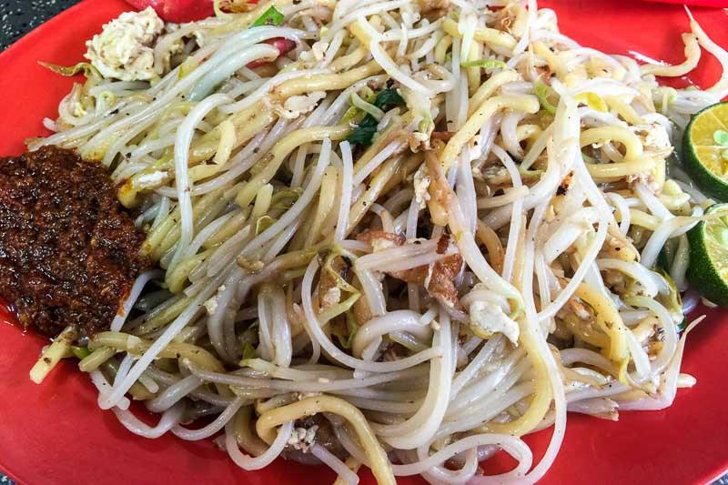 Yang Zhou Fried Hokkien Mee - AspirantSG