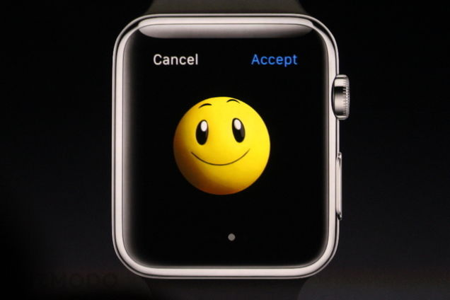 iWatch Emoji - AspirantSG