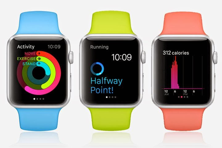 iWatch Fitness Tracker - AspirantSG