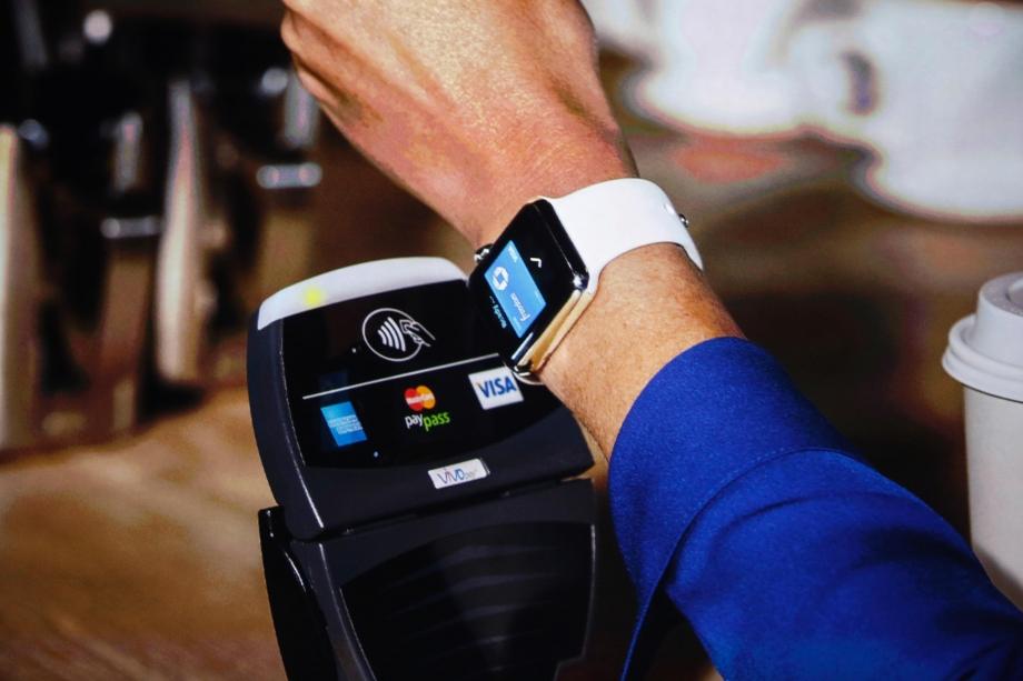 iWatch NFC Payment - AspirantSG