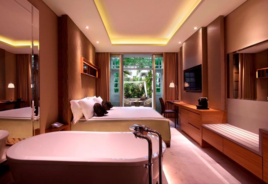 Hotel Fort Canning Singapore - AspirantSG