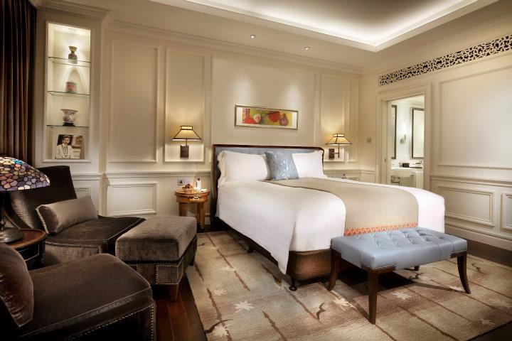 Hotel Intercontinental Singapore - AspirantSG