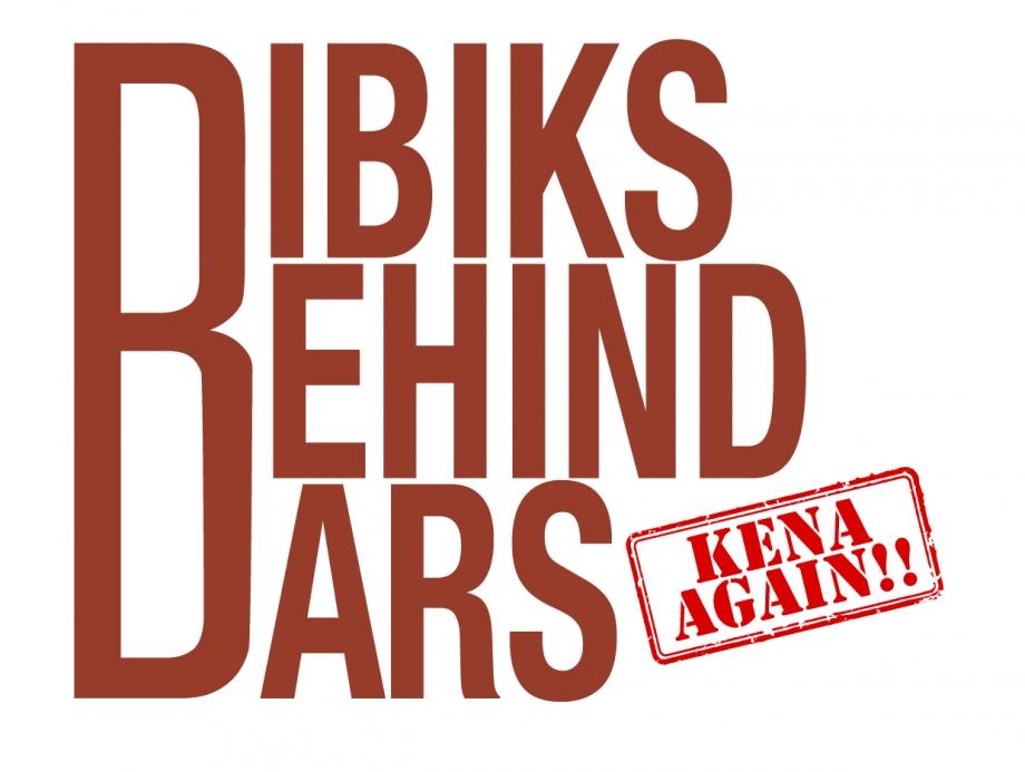 Bibiks Behind Bars, Kena Again! Logo - AspirantSG