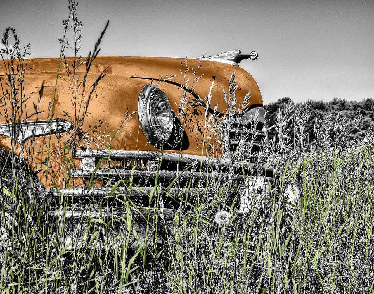 Car Headlights (Pixabay Free Image) - AspirantSG