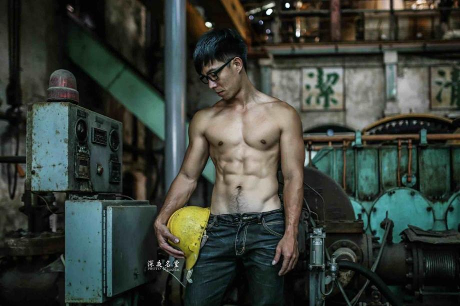 Justin Hsien Photography (深夜名堂) Captures Hot Taiwanese Hunks | AspirantSG - Food, Travel, Lifestyle & Social Media